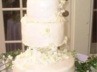 Jamaican Rum Wedding Cake