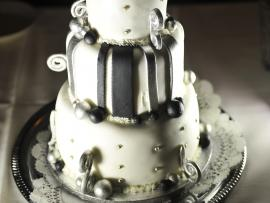 Mini Wedding Cake